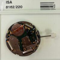 ISA koneistot